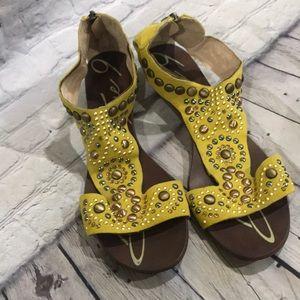 Boutique 9 sandal flats boho